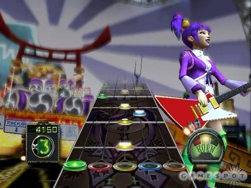 chitarra Hero III