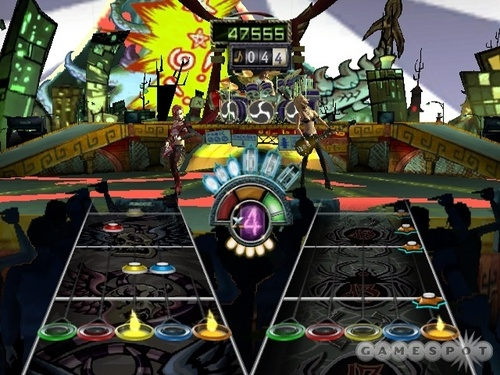 Guitar Hero III - guitar-hero Photo