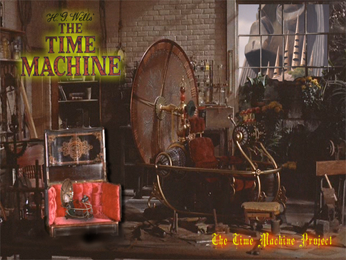 H.G. Wells' The Time Machine