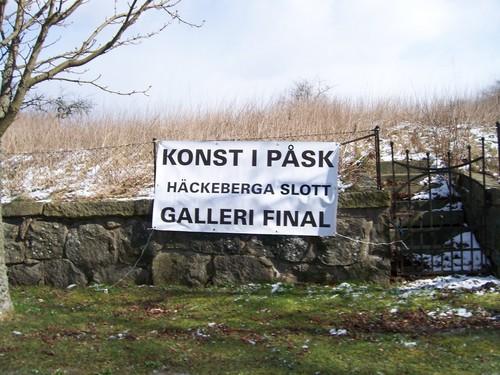 Häckeberga Slott - Sweden