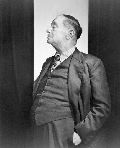 HG Wells Portrait