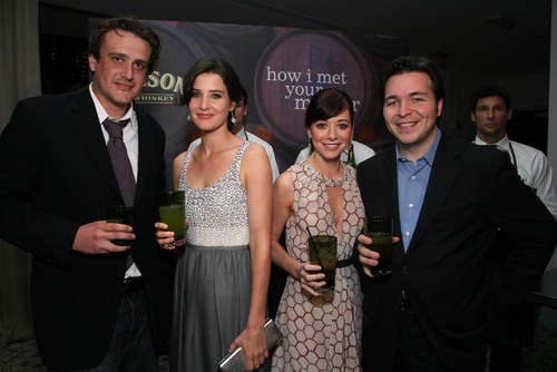 HIMYM Cast - how-i-met-your-mother Photo