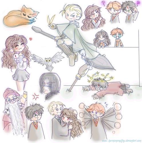HP Fanart