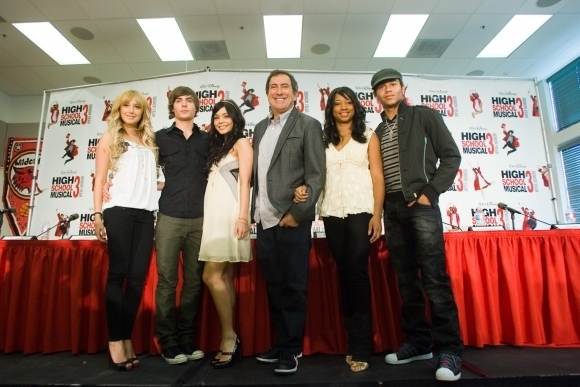 HSM 3 Press Conference