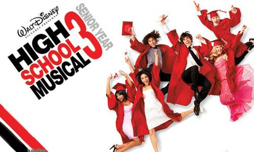 High School Musical 3 바탕화면 called HSM 3