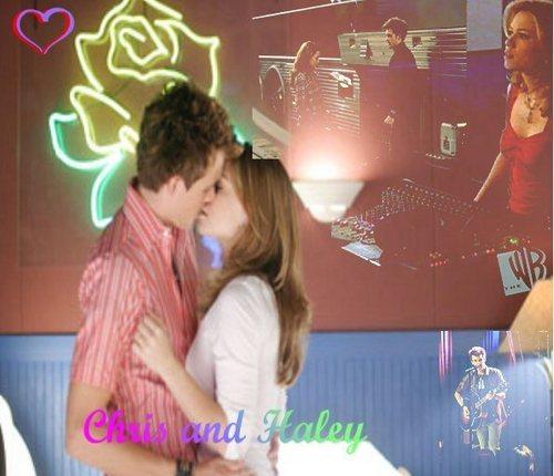 Haley and Chris