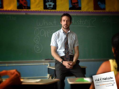 Ryan Gosling wallpaper entitled Half Nelson