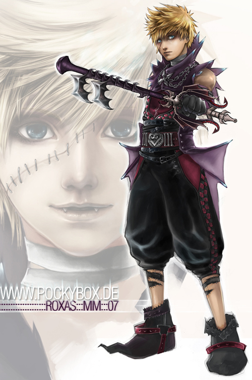 roxas dissidia gaiden two sides to every story a roleplay on rpg