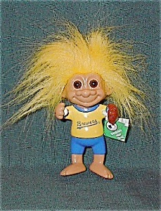Happy Chappy Troll Doll