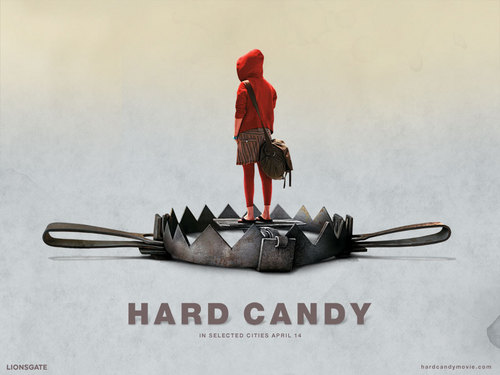 Ellen Page wallpaper probably containing a barrow titled Hard Candy