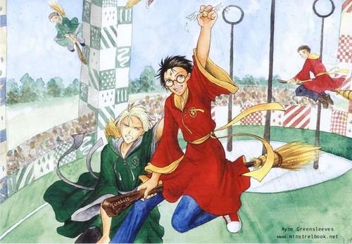 Harry&Draco