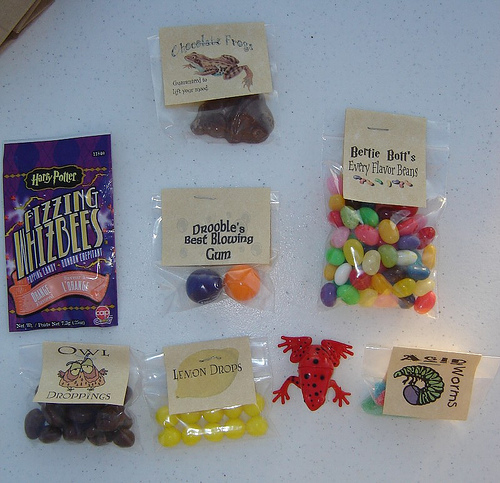 Harry Potter Candy