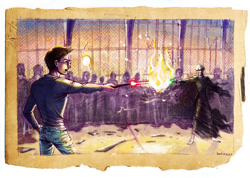 Harry Potter Fanart SPOILERS