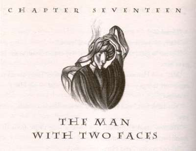 Harry Potter - The Man With Two Faces