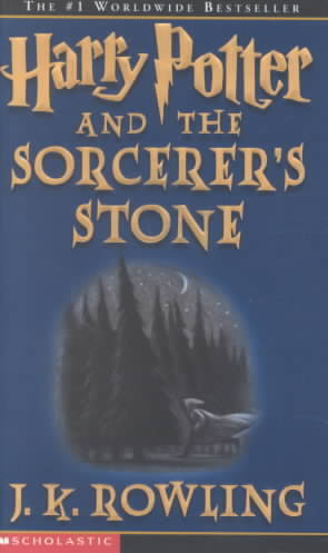 Harry Potter The Sorcerers Stone Book