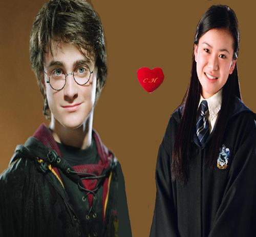 Harry and Cho