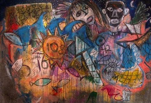 Hatch Mural