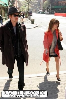 Hayden and Rachel