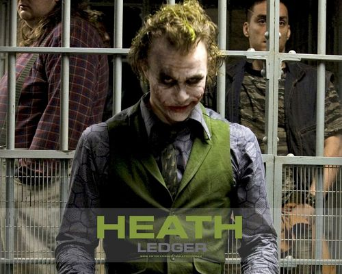 Heath Ledger  - heath-ledger Wallpaper