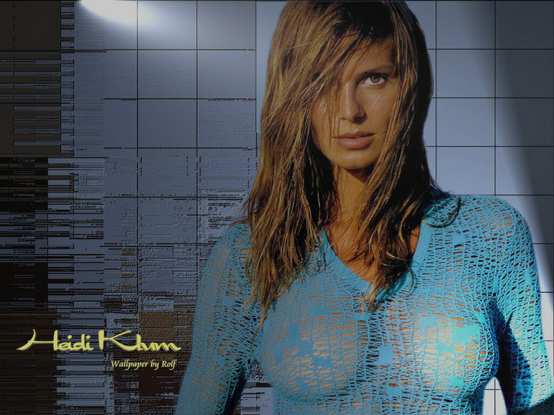Heidi - Heidi Klum Wallpaper (940970) - Fanpop