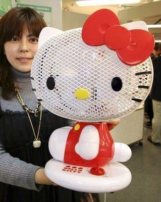 Hello Kitty 팬