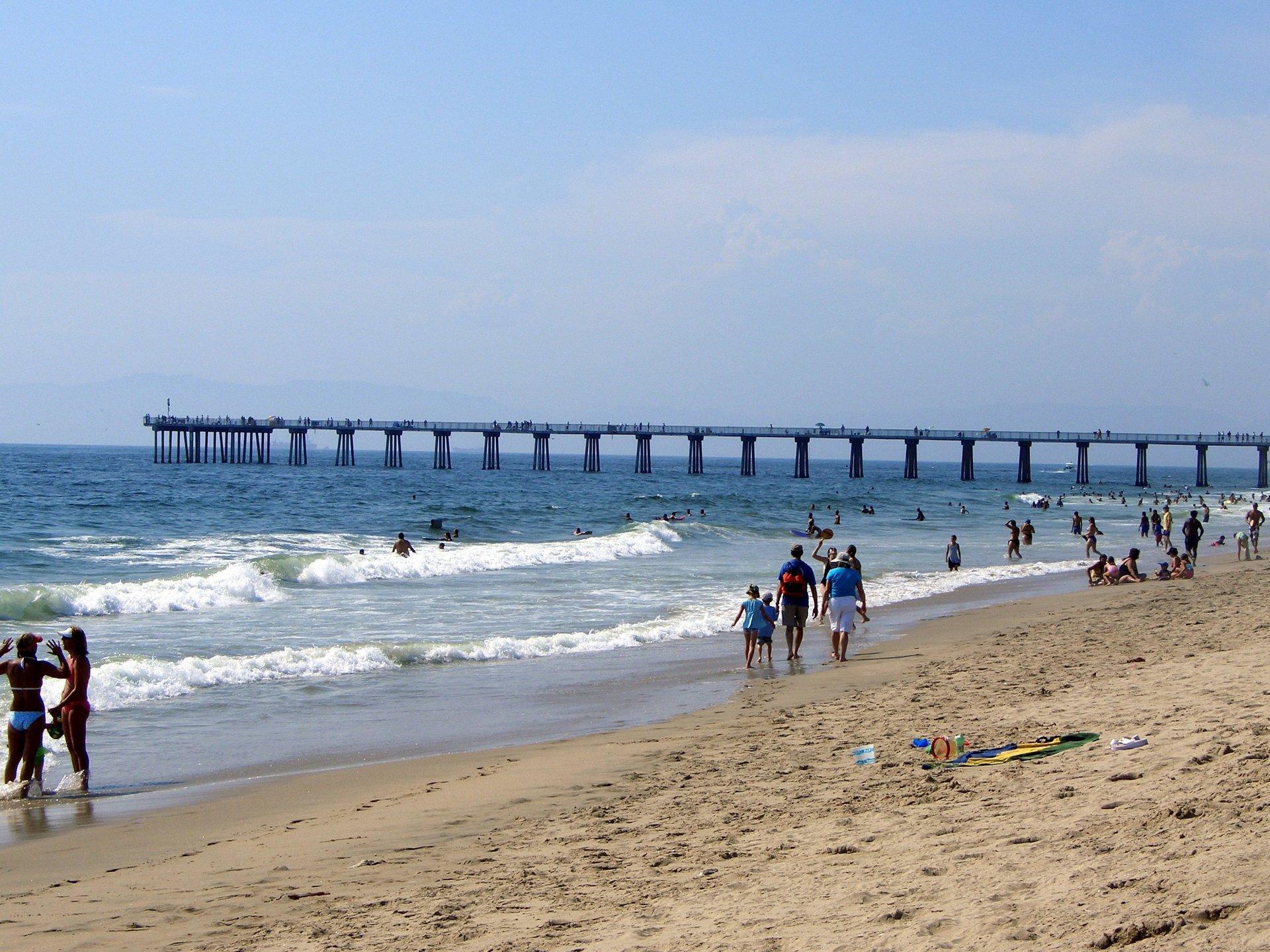 Hermosa Beach Los Angeles Wallpaper 1099425 Fanpop