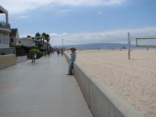 Hermosa bờ biển, bãi biển