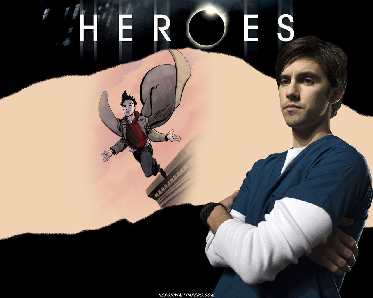 heroes s3 wallpaper - photo #14