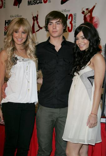 High School Musical 3 Press conference