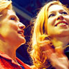 U.S. Democratic Party photo entitled Hillary & Chelsea Clinton
