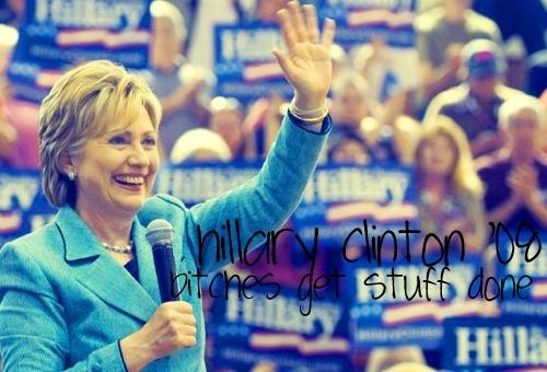 Hillary Clinton Banner