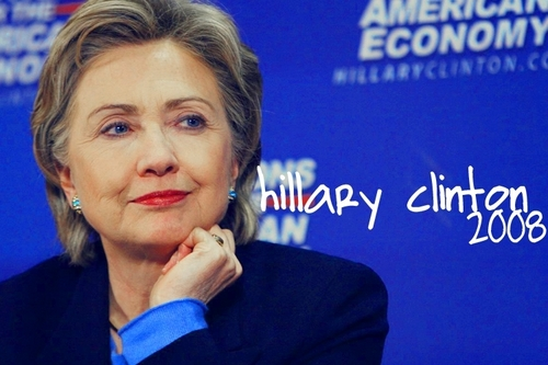 Hillary Clinton Header