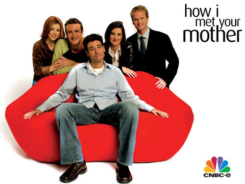 How I Met Your Mother kertas dinding titled Himym