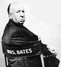 Hitchcock sitting