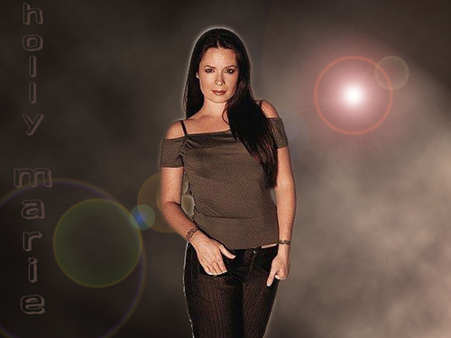 Charmed wallpaper called Holly Marie Combs