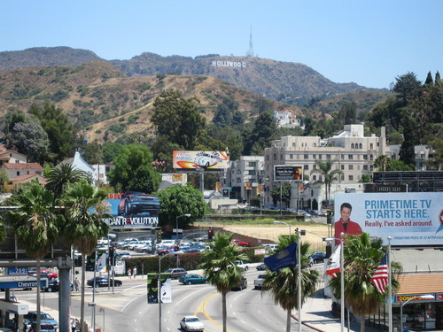 Hollywood - los-angeles Wallpaper