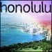 Honolulu - hawaii icon