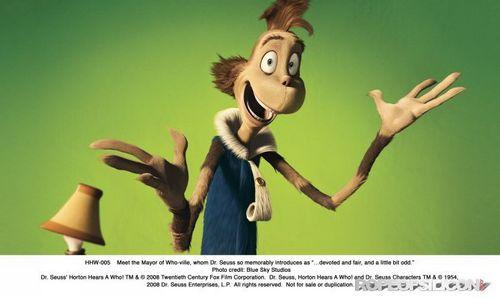 dr. seuss fondo de pantalla titled Horton Hears a Who!