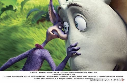 dr. seuss fondo de pantalla titled Horton Hears a Who!