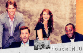 House M.D. wallpaper containing a business suit entitled House Banner