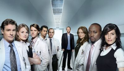 House M.D. wolpeyper called House Cast