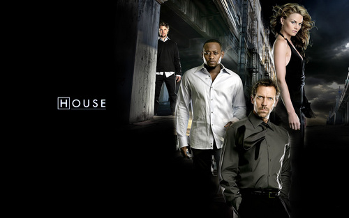 House M.D. kertas dinding containing a business suit and a well dressed person called House MD