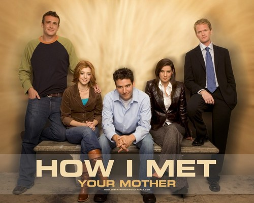 Jason Segel پیپر وال called How I Met Your Mother