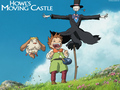 Howl's Moving Castle - howls-moving-castle wallpaper