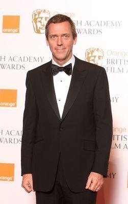 Hugh @ BAFTA's