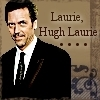 Hugh Laurie photo with a business suit called Hugh Laurie