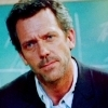 Хью Лори фото containing a judge advocate, a business suit, and a portrait called Hugh Laurie