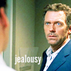 Хью Лори фото with a business suit and a portrait entitled Hugh Laurie