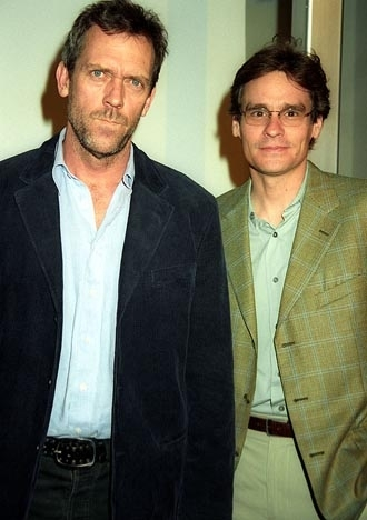Hugh and Robert.