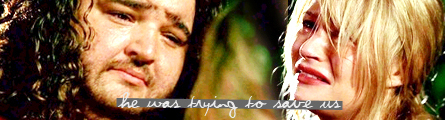 Hurley & Claire Banner